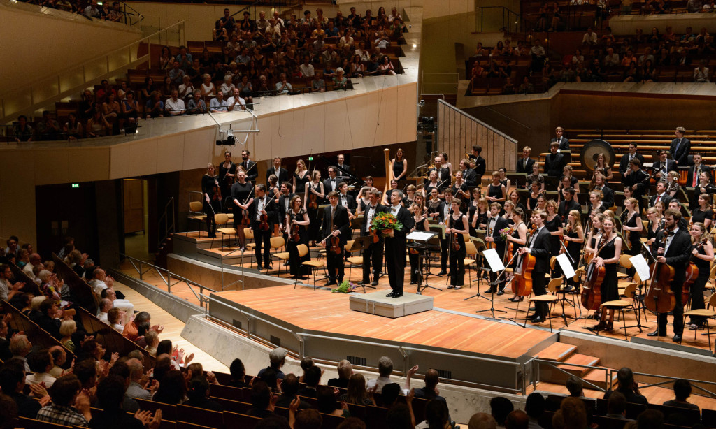 Summer Concert at the Berlin Philharmonic