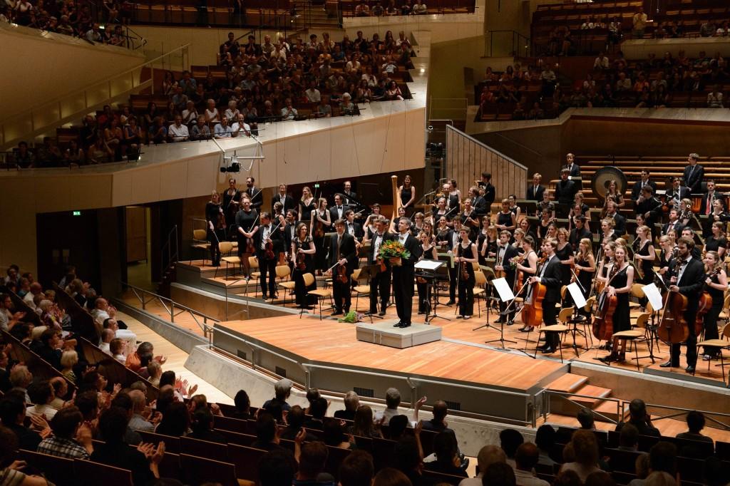 Sommerkonzert Philharmonie Berlin