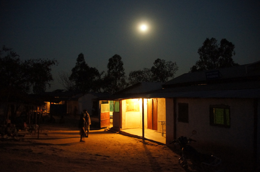 Das Hopitaly Zoara - beleuchtet mit Solarstrom